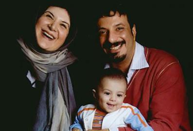 عکس های خانوادگی بازیگران مرد ایرانی,بازیگران