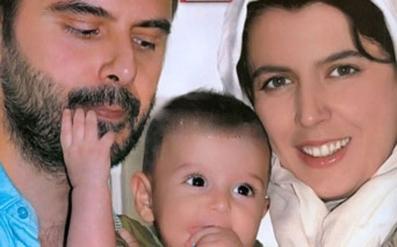 تصاویر خانوادگی دیده نشده بازیگران