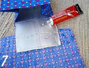 ساخت کاردستی با پاکت شیر,ساخت کیف پول با پاکت شیر