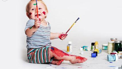 آموزش افزایش استعداد نقاشی در کودکان