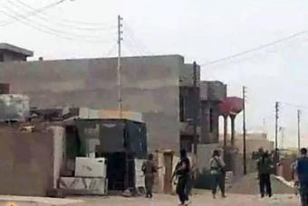 داعش به یک پالایشگاه حمله کرد,حمله به پالایشگاه نفت,پالایشگاه نفت عراق,به دست گرفتن کنترل سد آبی