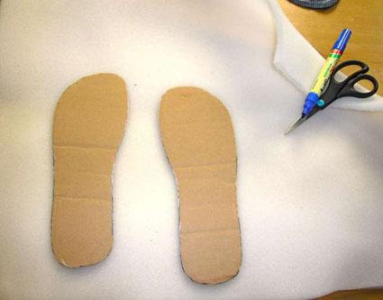 دوخت کفش پارچه ای با شلوار جین,ساخت کفش پارچه ای با شلوار جین