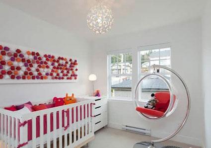 دکوراسیون اتاق کودک به سبک اروپا,مدل اتاق کودک به سبک اروپا