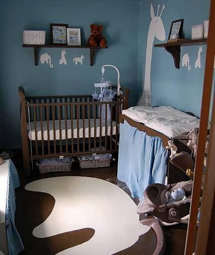 تزئین اتاق کودک,مدل های اتاق کودک,مدل تزئینی اتاق کودک