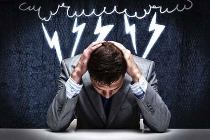افکار منفی بیاهمیت,اغراق در افکار منفی,نکات منفی, پیشبینیهای منفی