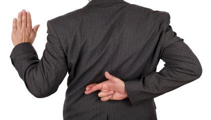 پنج عامل اصلی دروغ گفتن را بشناسید