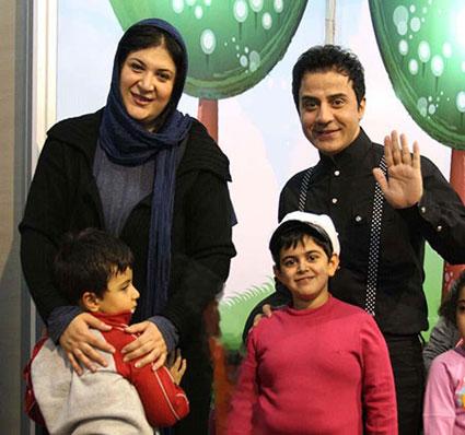 تصاویر خانوادگی بازیگران,تصاویر ریما رامین فر,عکس ریما رامین فر