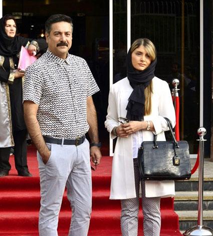 تصاویر بازیگران در جشن حافظ,عکس بازیگران در جشن حافظ