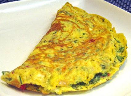 آموزش پخت املت هندی یک غذای سریع