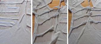 آموزش تزئین لباس,نوسازی لباس,Decorated Ladies